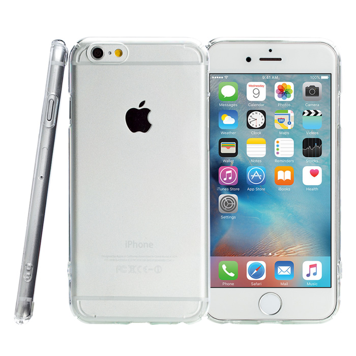 SIMPLE WEAR iPhone 6/6S (4.7) 專用透明抗刮保護殼