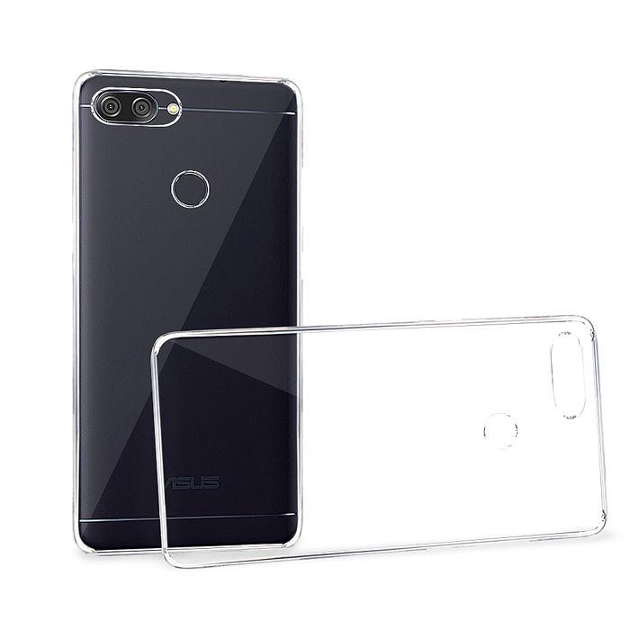 CASE SHOP ASUS ZenFone Max Plus (ZB570TL) 專用透明抗刮PC保護殼