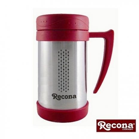 日本RECONA 不鏽鋼真空保溫辦公杯500c.c.-特賣