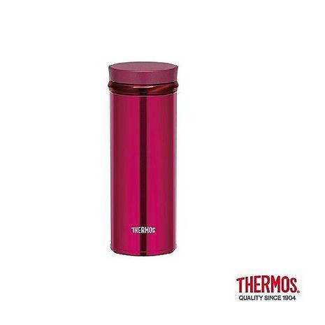 【限時特賣】THERMOS膳魔師不鏽鋼超輕量真空保冰保溫杯0.35L(JNO-350)