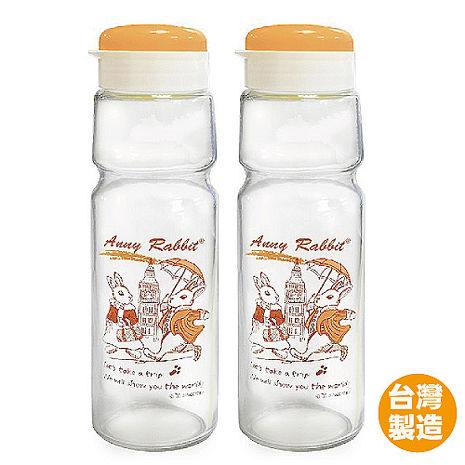 AnnyRabbit 安妮兔 冷水壺1000ml 2入組-特賣