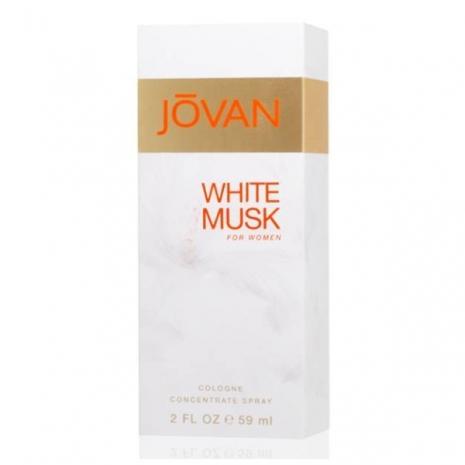 JOVAN WHITE Musk for Women 性感白麝香女香(96ml)