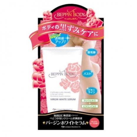 (日系micCOSMO)BEPPIN Body櫻花美體柔嫩乳暈霜-美妝‧保養‧香氛‧精品-myfone購物