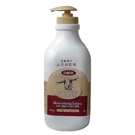 CANUS 山羊奶乳液-家庭號1000ml