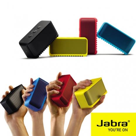 福利品,原價$3290【Jabra】Solemate mini魔音盒藍牙音樂喇叭紅色
