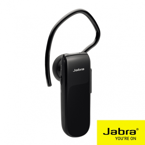 【Jabra】Classic經典藍牙耳機(黑)