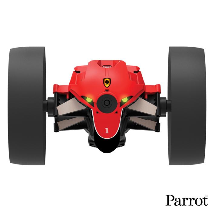 【Parrot】Jumping Race 競速版跳躍遙控車機器人(Max火焰紅)