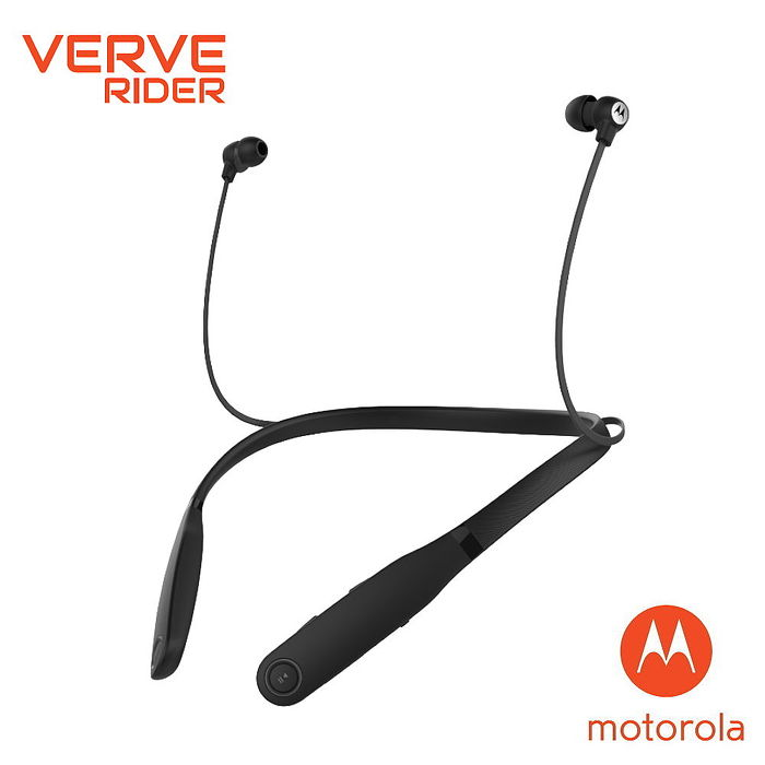 MOTO Verve Rider 後頸式立體聲藍牙耳機-3C電腦週邊-myfone購物