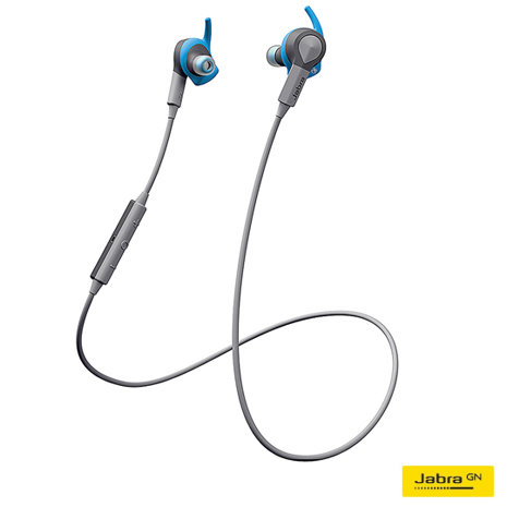 【Jabra】Coach Wireless SE版 運動偵測藍牙耳機 - 藍