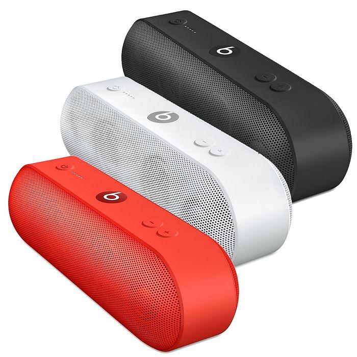 Beats Pill+ 立體聲藍牙揚聲器(3色)