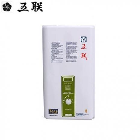 五聯ASE-6202屋外自然排氣熱水器12L(桶裝瓦斯)