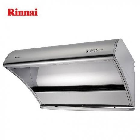 林內RH-9035S斜背深罩式排油煙機 90cm(不鏽鋼)
