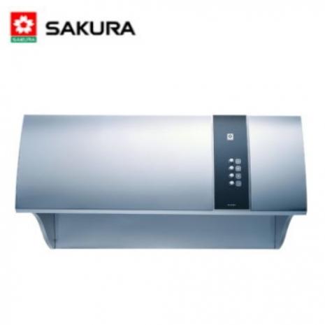 櫻花R-3550L健康取向除油煙機80CM(烤漆白)