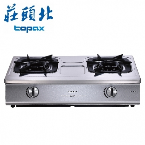 莊頭北 TG-6606S 一級節能旋烽台爐(不鏽鋼-桶裝瓦斯)