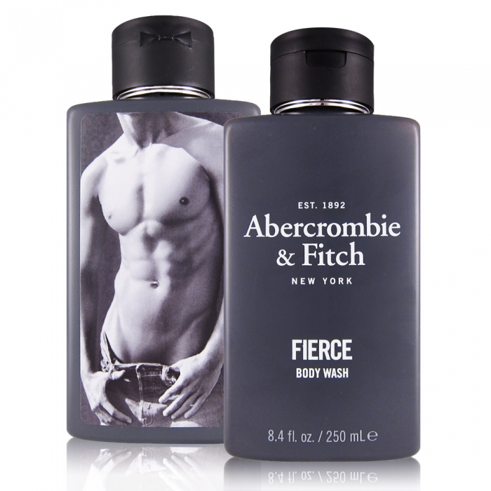 Abercrombie&Fitch FIERCE 肌肉男身體沐浴乳 250ml