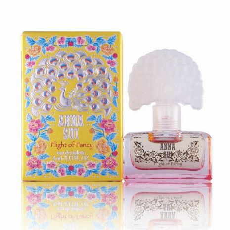 ANNA SUI 安娜蘇 Flight of Fancy 逐夢翎雀女性淡香水 4ml