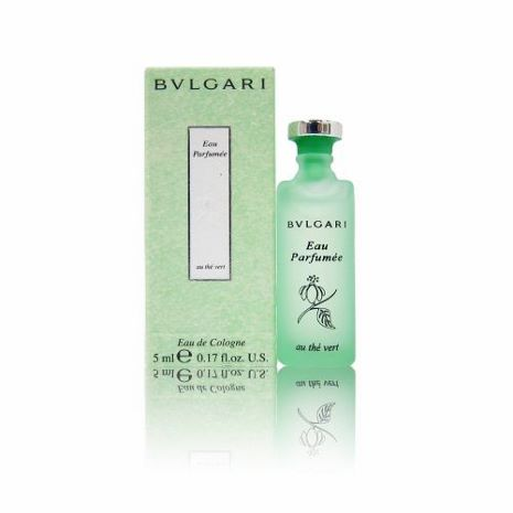 BVLGARI 寶格麗 綠茶 女性淡香水 5ml