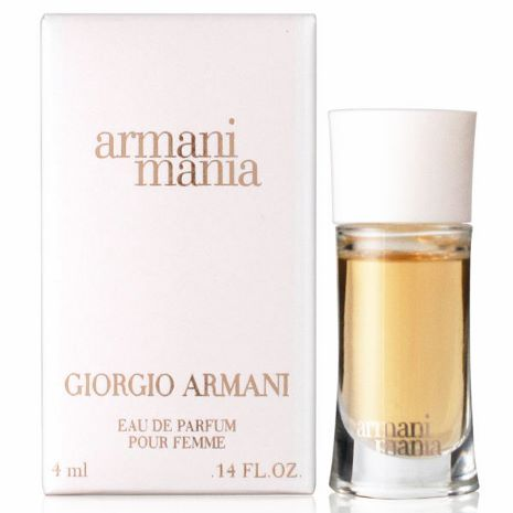 GIORGIO ARMANI 亞曼尼 狂熱女性淡香精 4ml