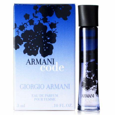 GIORGIO ARMANI 亞曼尼 真愛密碼女性淡香精 3ml