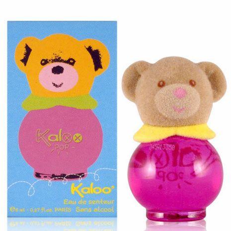 Kaloo POP 彩繪熊香水-桃紅 8ml