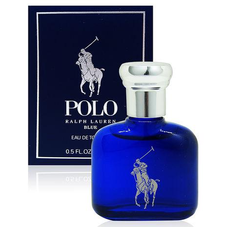 RALPH LAUREN POLO 藍色馬球男性淡香水 15ml