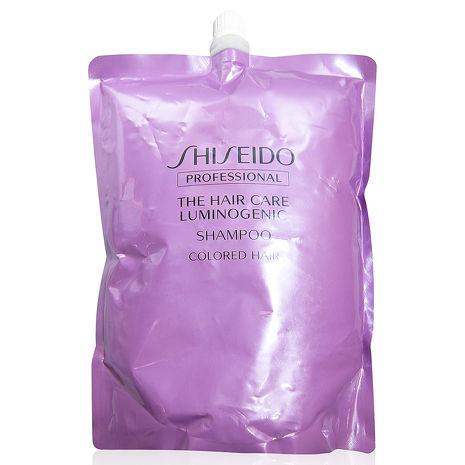 SHISEIDO 資生堂資生堂 靚光護色洗髮乳1800ml 補充包 >