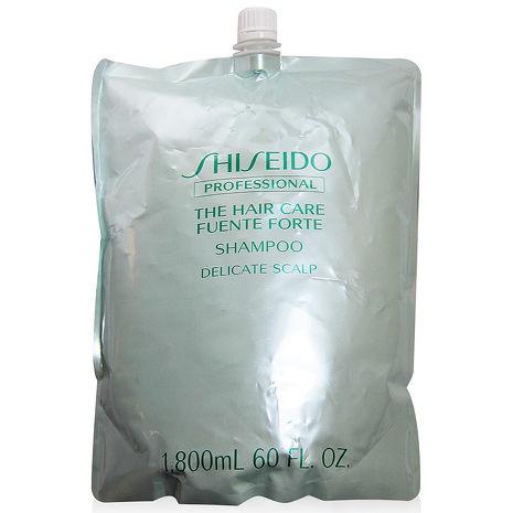 SHISEIDO 資生堂資生堂 芳泉調理舒緩洗髮乳1800ml 補充包 >
