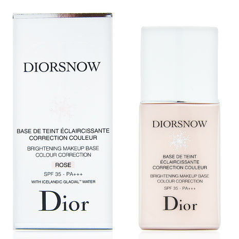 Dior 迪奧 雪晶靈潤色隔離妝前乳 30ml 玫瑰粉色-美妝‧保養‧香氛‧精品-myfone購物