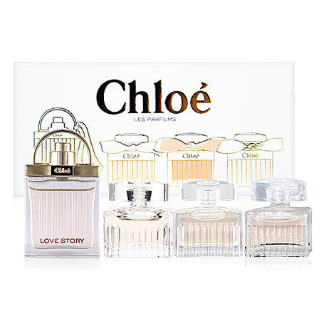 Chloe 熱銷經典小香禮盒 (4入)