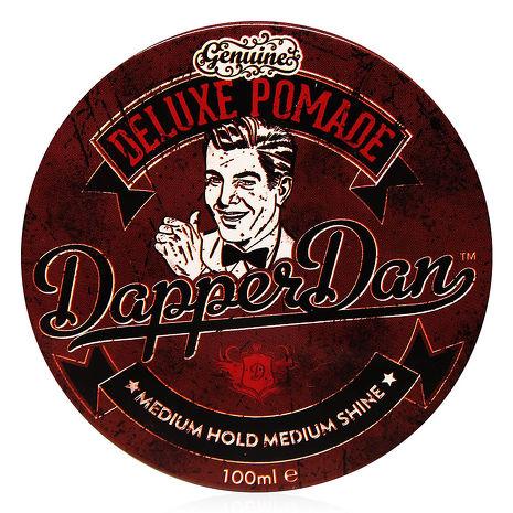 Dapper Dan 咖啡罐 英式髮油 100ml 高延展性、易沖洗不油膩