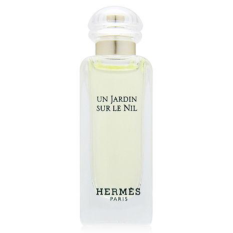 HERMES愛馬仕 尼羅河花園中性淡香水7.5ml 無盒版+隨機針管香水一份