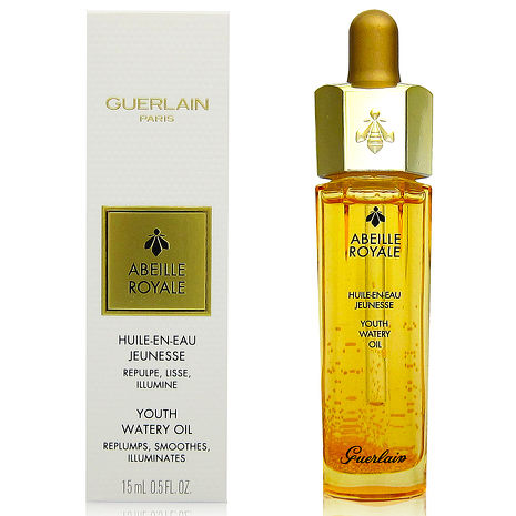 GUERLAIN嬌蘭 皇家蜂王乳平衡油15ml(第二代)
