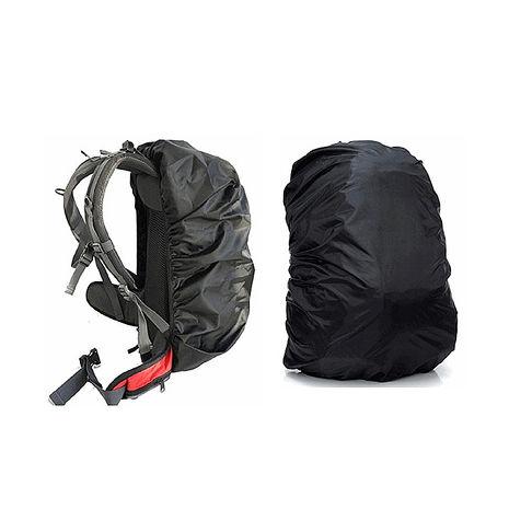 FUJI GRACE 萬用背包防雨套-中銀灰/黑/綠/紅 顏色隨機 E-100190