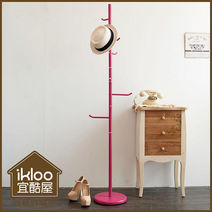 【ikloo】時尚樹枝型衣帽架/掛衣架(特賣)