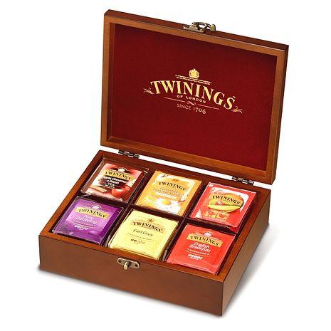 唐寧茶 經典皇家禮盒(48茶包)附精美提袋
