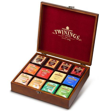 唐寧茶 經典皇家禮盒(96入)附精美提袋
