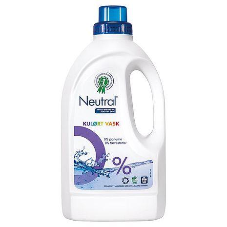 諾淨低敏濃縮洗衣精 (護色) 1.5L×6罐箱購