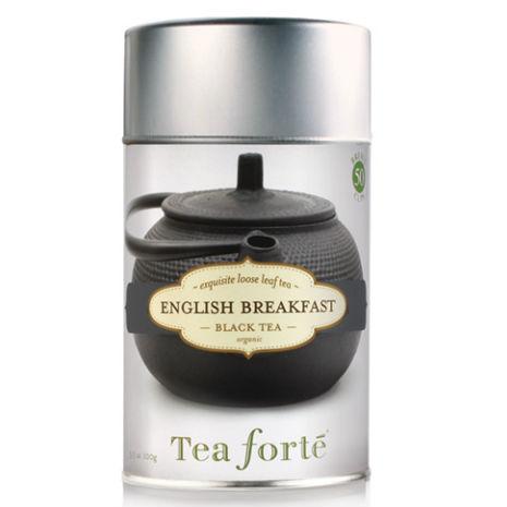 Tea Forte 罐裝茶系列 - 英式早餐茶 English Breakfast