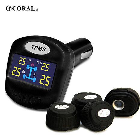 CORAL TPMS-403DIY 胎外式無線胎壓偵測器