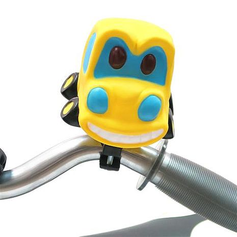 自行車/學步車專用兒童鈴噹/喇叭(帥氣計程車)
