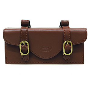 【ORI】皮革工具座墊袋(包) -咖啡色
