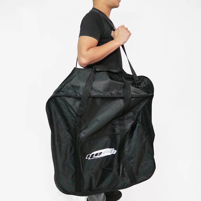 YEAH 16~20吋折疊車用台灣製攜車袋-黑