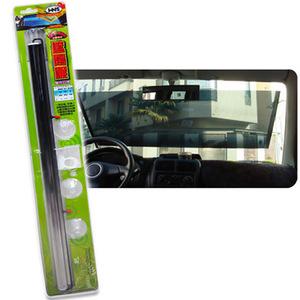 【HNS】捲簾銀黑漸層前窗隔熱紙-休旅車專用(車用 捲簾 窗簾 防曬 遮陽 抗UV)