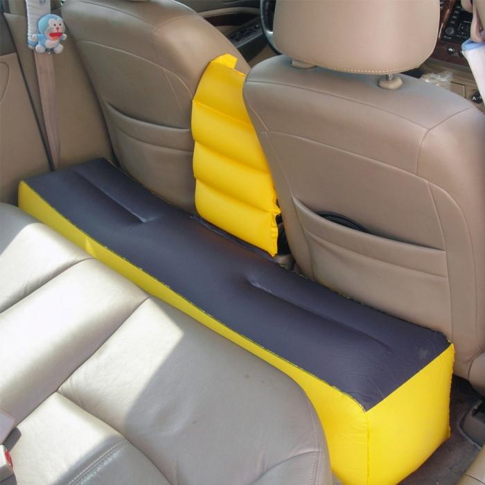 【任選79折】兒童安全防護氣囊床(車中床)