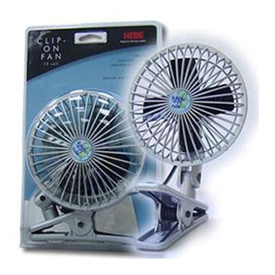 車藝智慧夾式車用風扇12V (汽車 防曬 隔熱 散熱 冷氣)