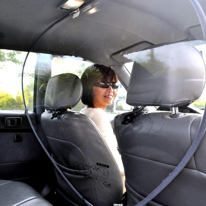 汽車冷氣隔間膜 (車用 防曬 遮陽 隔熱 抗UV)-相機.消費電子.汽機車-myfone購物