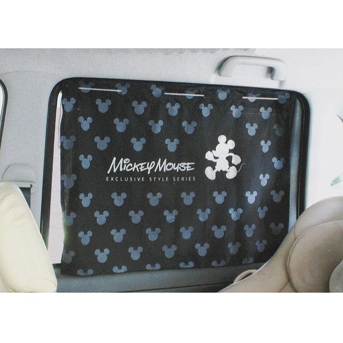 【NAPOLEXx迪士尼】米奇遮陽窗簾WD225(汽車︱防曬︱隔熱)