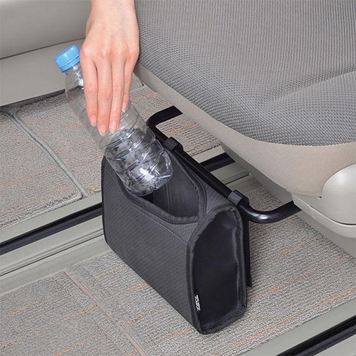 【日本SEIWA】座椅下收納袋W841 (汽車︱置物箱︱垃圾桶)-相機.消費電子.汽機車-myfone購物