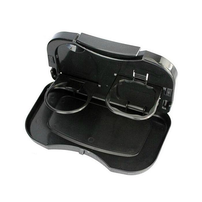 椅背可折疊式餐盤 (汽車 收納 置物 掛勾)