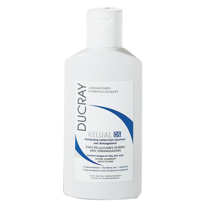 DUCRAY護蕾 K油清屑洗髮精(加強)100ml